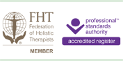 FHT accredited hypnotherapist therapist complementary therapist therapy hypnotherapy
